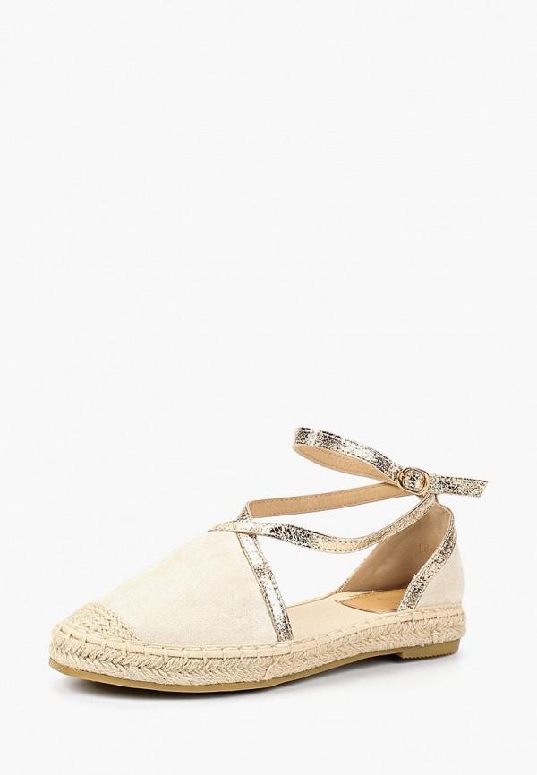 женские эспадрильи ws shoes, бежевые