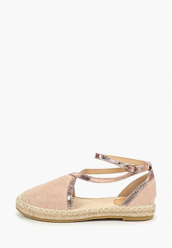 женские эспадрильи ws shoes, розовые