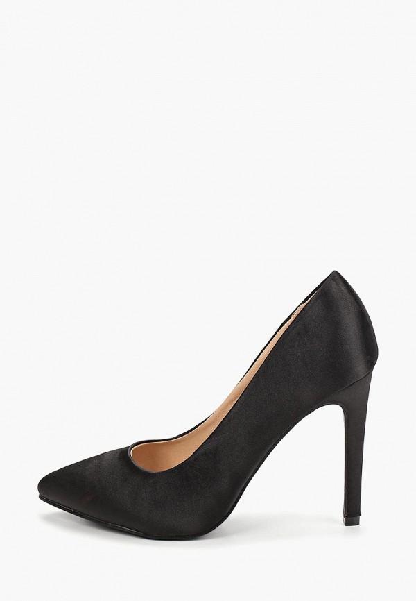 женские туфли ws shoes, черные