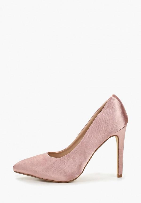 женские туфли ws shoes, розовые