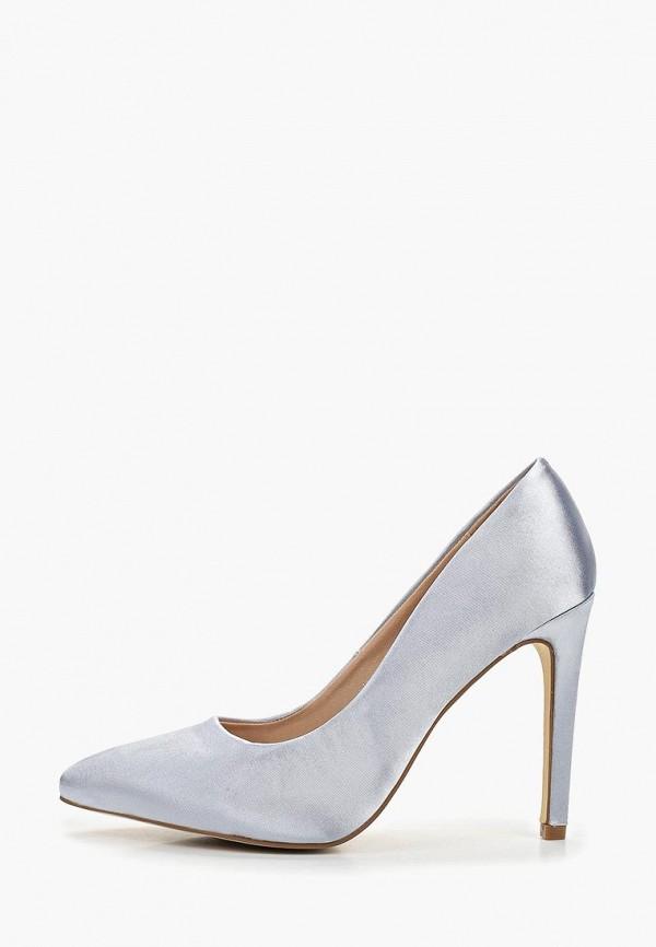 женские туфли ws shoes, серебряные
