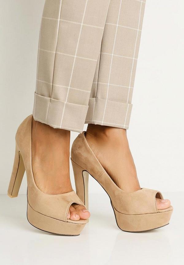 Фото 5 - женские туфли WS Shoes бежевого цвета
