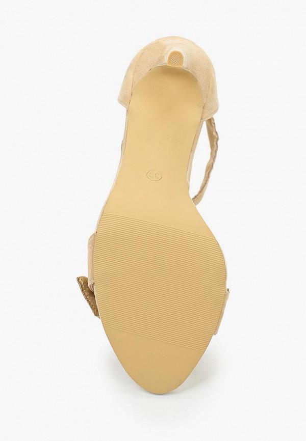 Фото 8 - женские босоножки WS Shoes бежевого цвета