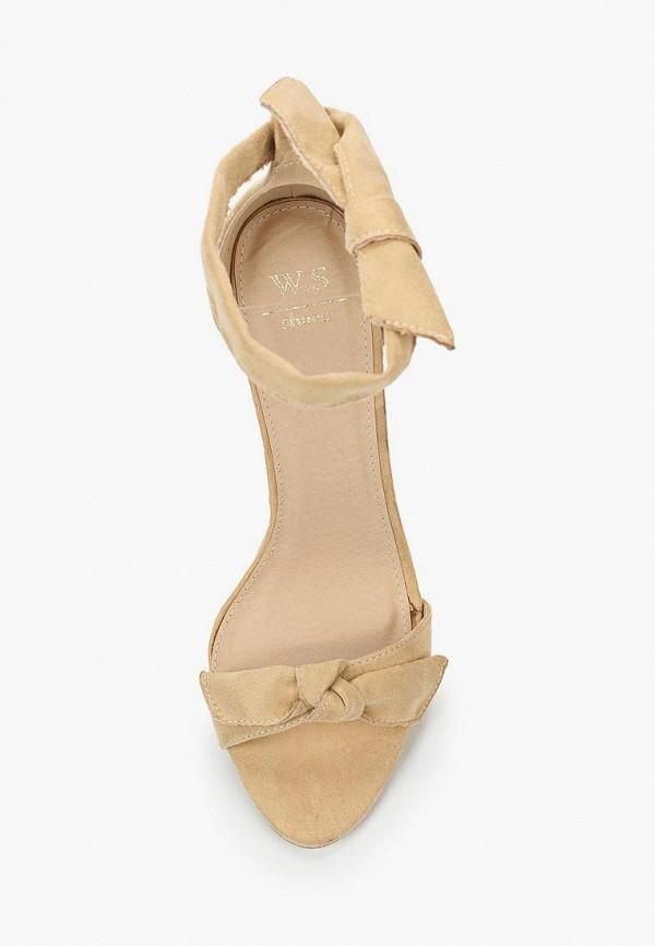Фото 9 - женские босоножки WS Shoes бежевого цвета