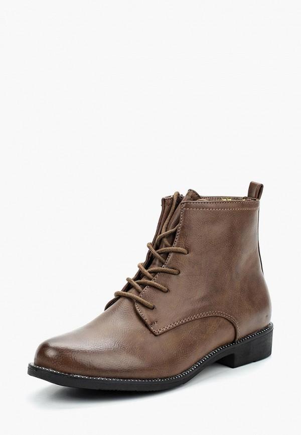 Ботинки WS Shoes WS Shoes WS002AWYDV82 ws