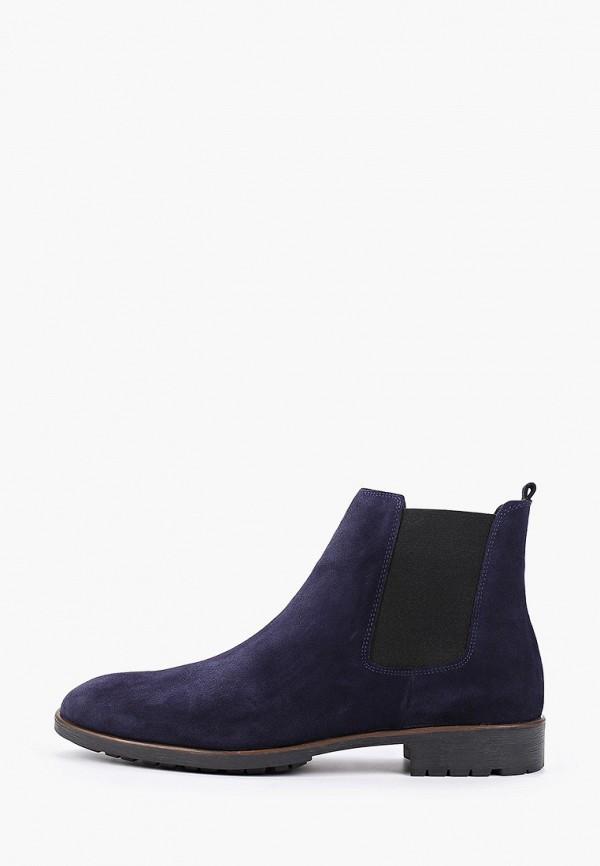 мужские ботинки wyndham, синие