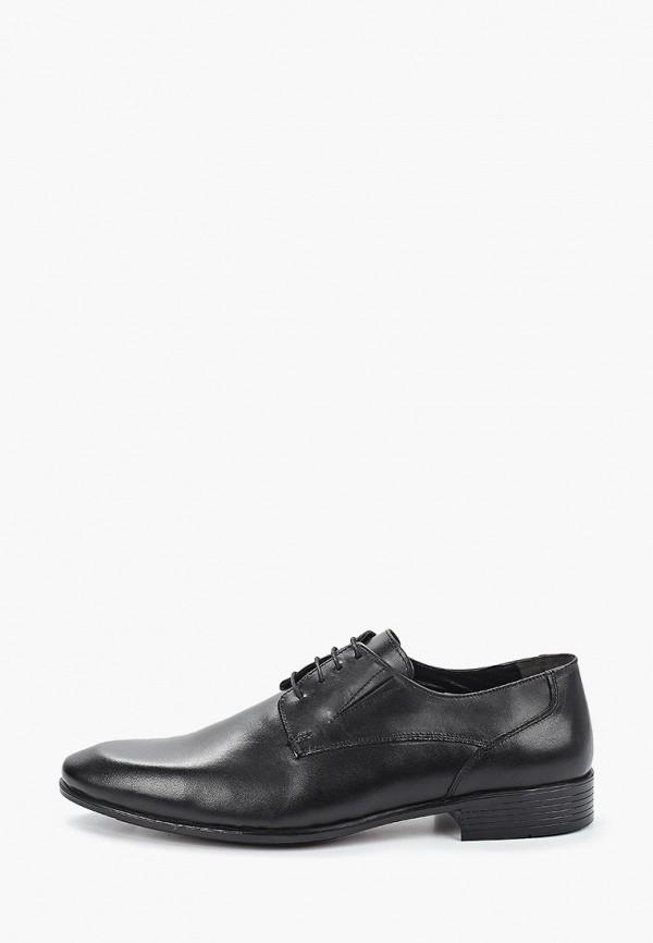 мужские туфли wyndham, черные