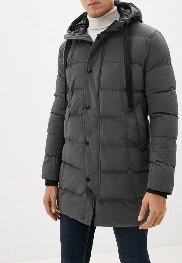 мужская куртка x-feel, серая