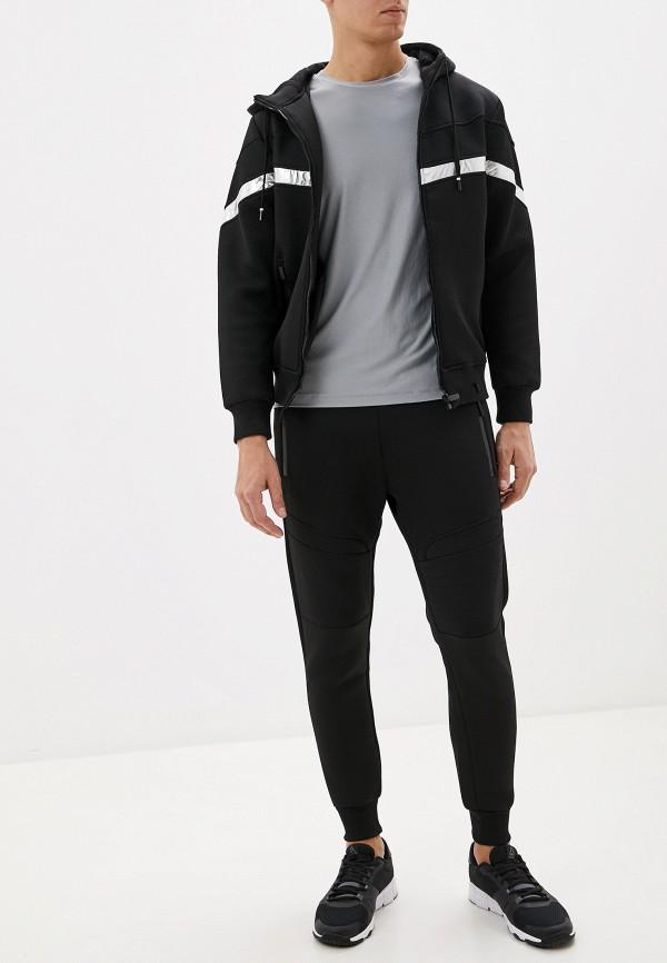 мужской спортивный костюм x-feel, черный