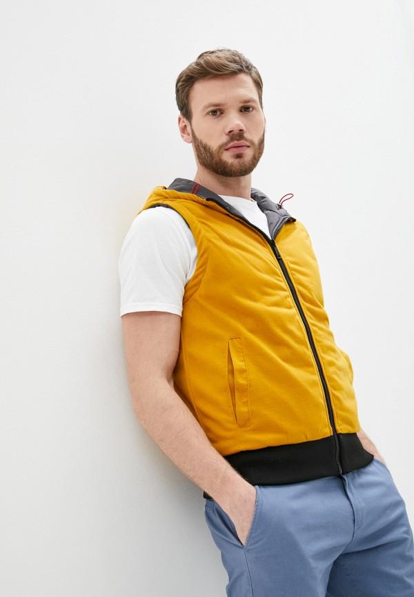 мужской жилет x-feel, разноцветный