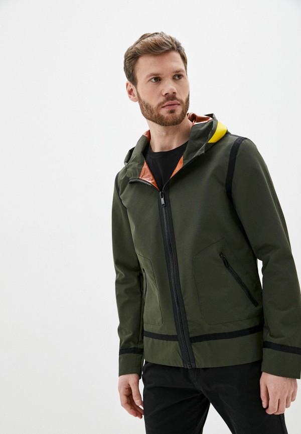 мужская куртка x-feel, хаки