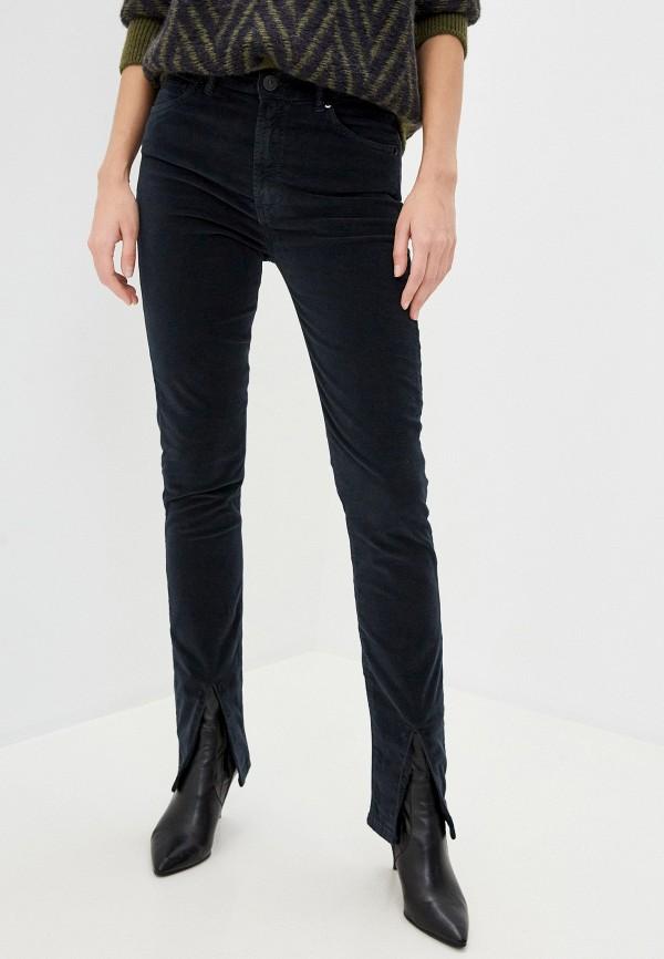 женские повседневные брюки 3x1, черные