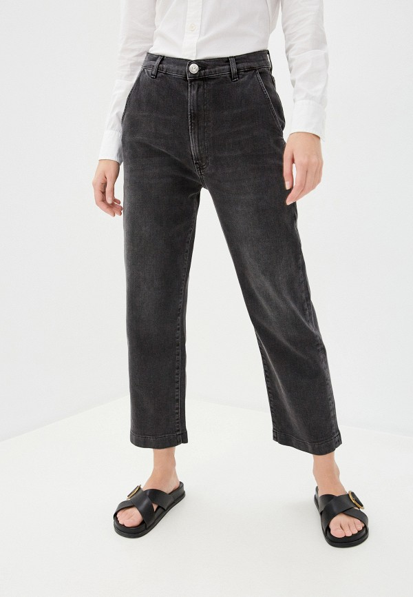 женские джинсы 3x1, серые