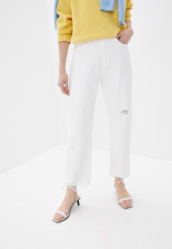 женские джинсы 3x1, белые