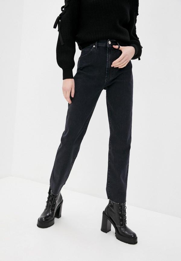 женские прямые джинсы 3x1, серые