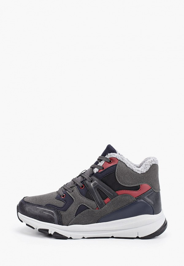 мужские кроссовки x-plode, серые