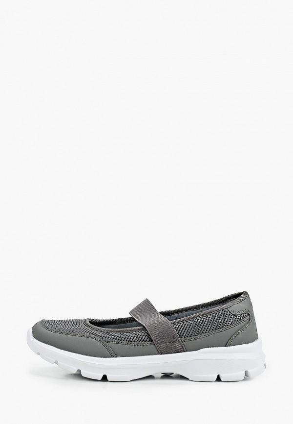 женские туфли x-plode, серые