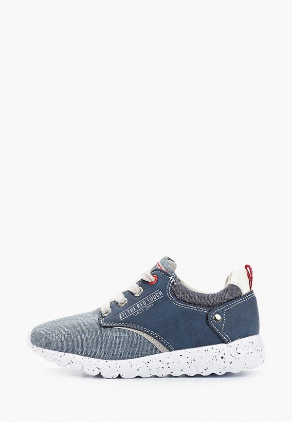 кроссовки xti для мальчика, синие
