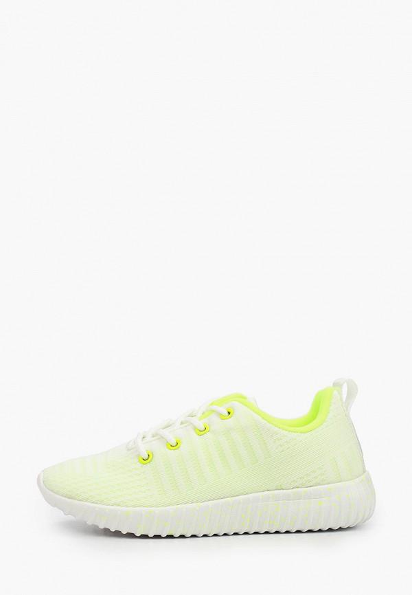 кроссовки xti для девочки, желтые
