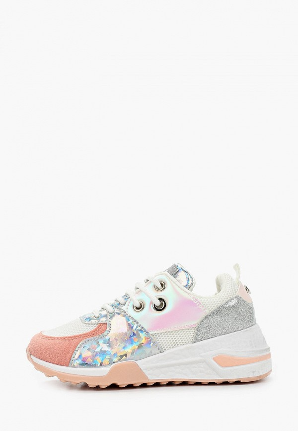 кроссовки xti для девочки, разноцветные