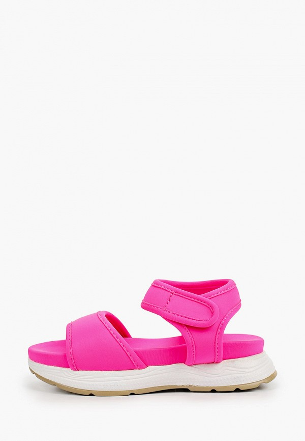 сандалии xti для девочки, розовые