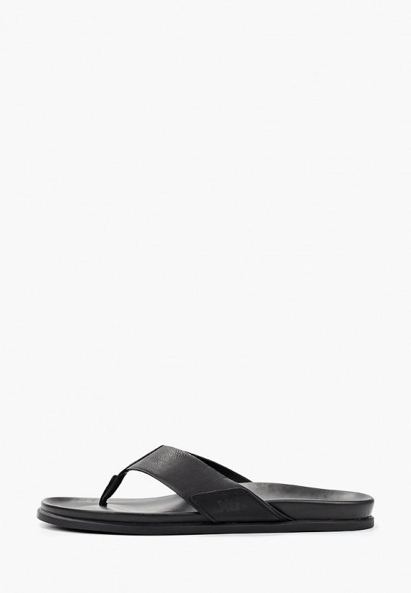 мужские сандалии xti, черные