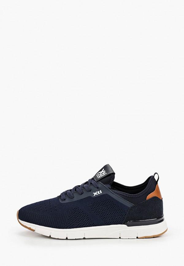 мужские кроссовки xti, синие