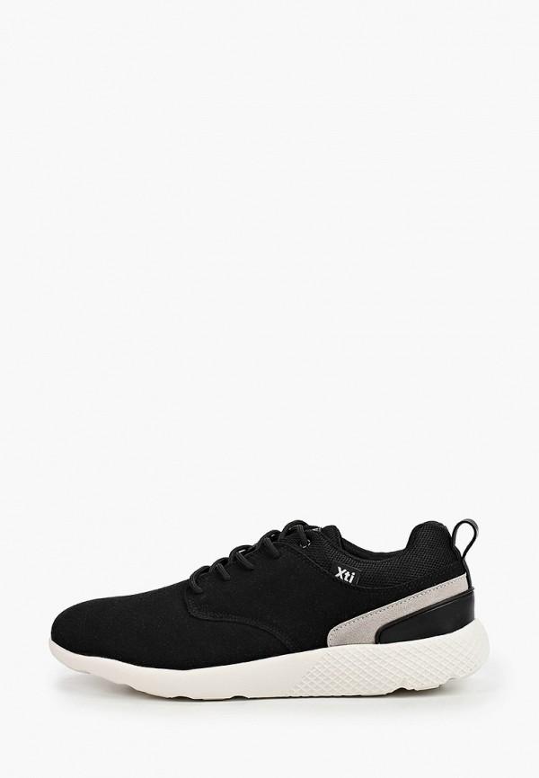 мужские кроссовки xti, черные
