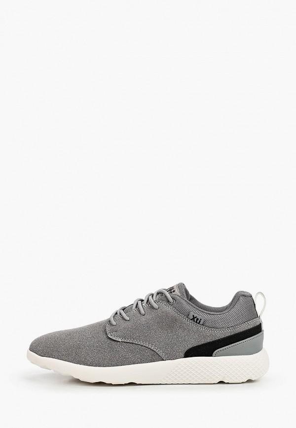 мужские кроссовки xti, серые