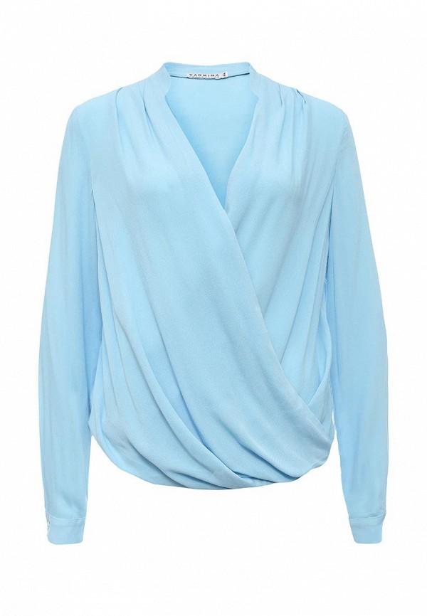 Блуза Yarmina Yarmina YA007EWNWG58 брюки yarmina yarmina ya007ewyjo50