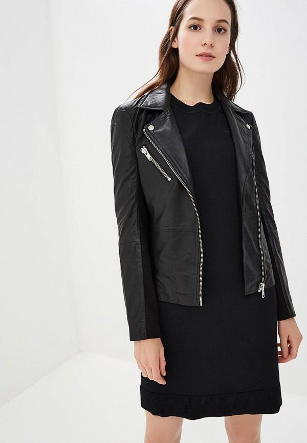 Куртка кожаная Y.A.S