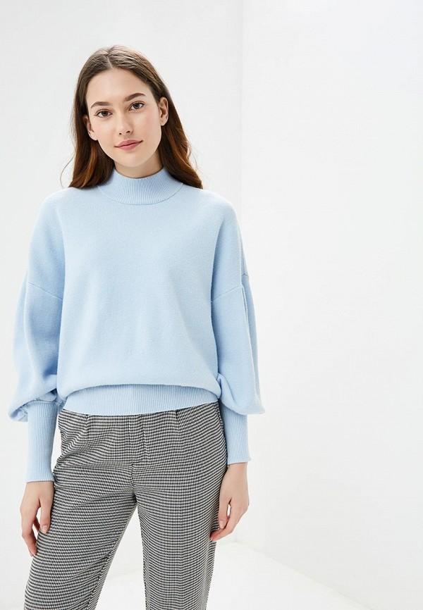 Купить Свитер Y.A.S, ya806ewbrjl7, голубой, Осень-зима 2018/2019