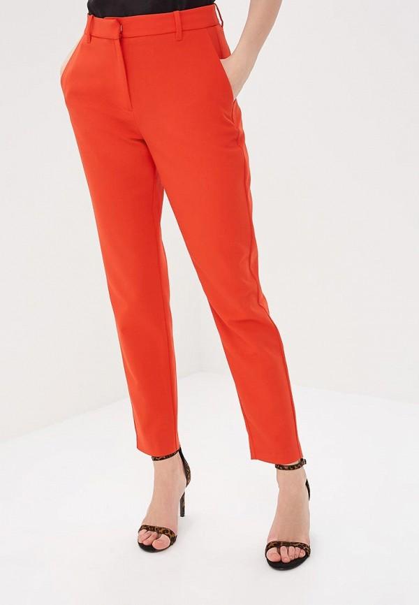 женские повседневные брюки y.a.s, красные
