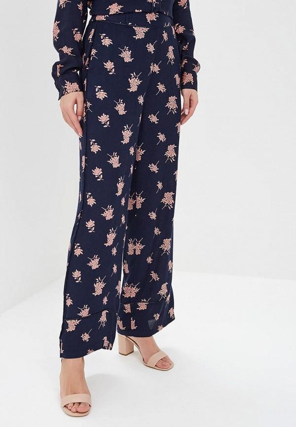 женские повседневные брюки y.a.s, синие