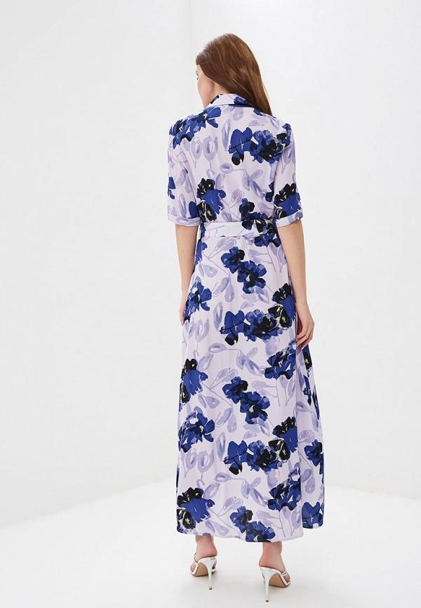 Фото 3 - женское платье Y.A.S синего цвета