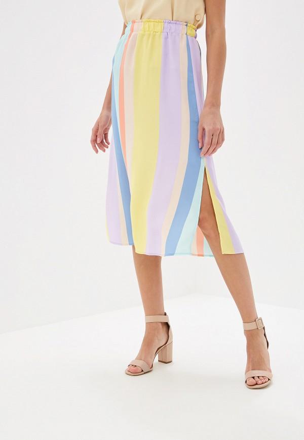 женская юбка y.a.s, разноцветная