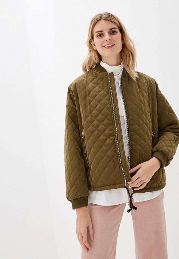женская куртка y.a.s, хаки
