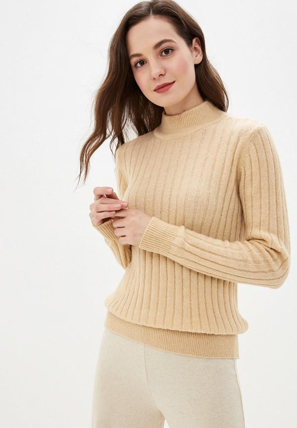 женский свитер y.a.s, бежевый