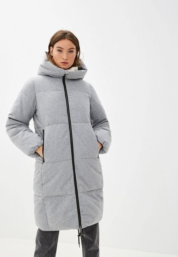 женская куртка y.a.s, серая