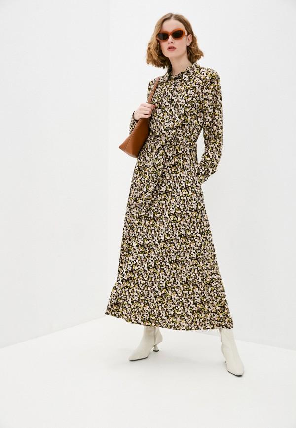 женское платье y.a.s, разноцветное