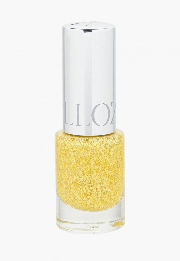 лак для ногтей yllozure, желтый