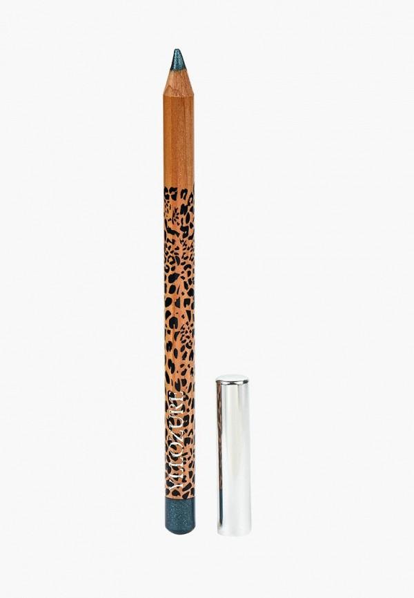 карандаш для глаз yllozure, синий