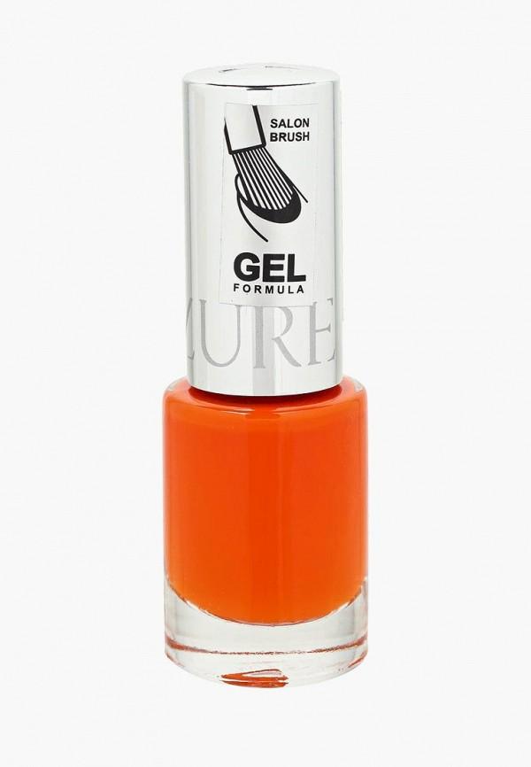 лак для ногтей yllozure, оранжевый