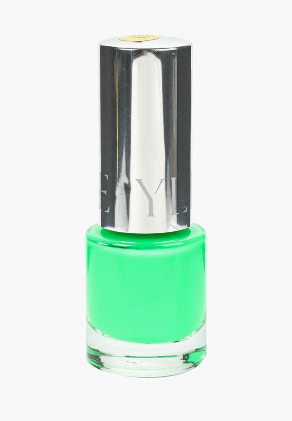 Купить Лак для ногтей Yllozure, GLAMOUR (FLUO), тон 33, 12 мл., yl001lweh490, зеленый, Весна-лето 2019