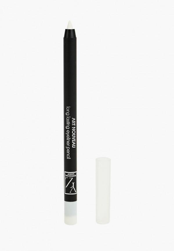женский карандаш для глаз yllozure, белый
