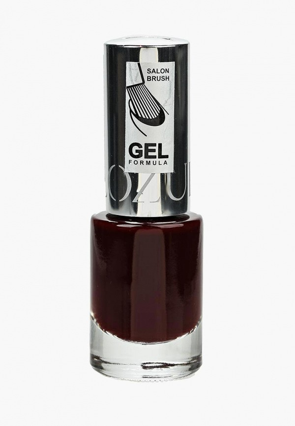 Купить Лак для ногтей Yllozure, GLAMOUR, тон 45, 11.5 мл., yl001lwitr79, бордовый, Весна-лето 2019
