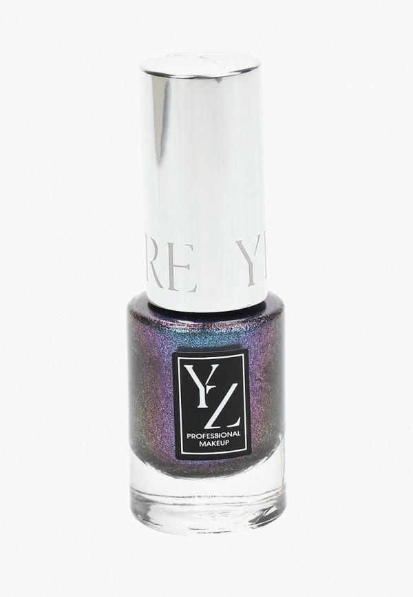 Купить Лак для ногтей Yllozure, GLAMOUR GALAXY, тон 58, yl001lwmav37, разноцветный, Весна-лето 2019