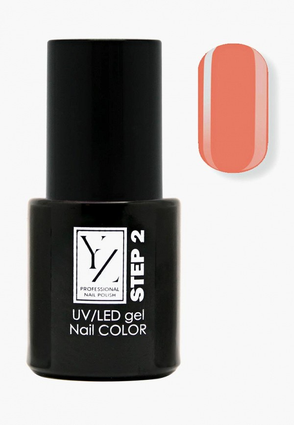 Купить Гель-лак для ногтей Yllozure, Насыщенный цвет, 10 мл, yl001lwmsz40, коралловый, Весна-лето 2019