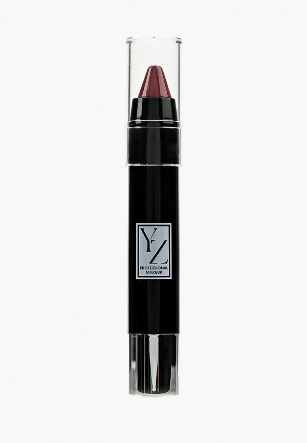 женский карандаш для губ yllozure, бордовый