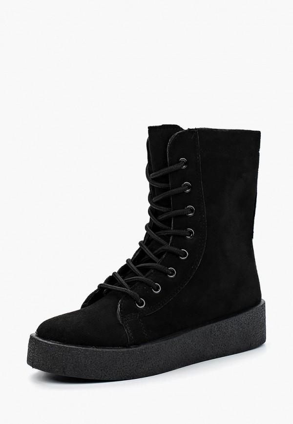 Купить Ботинки Y & L, yl002awboei3, черный, Весна-лето 2018
